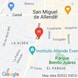 Mappa ANA CATALINA