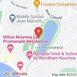 Mappa LE PARC