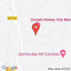 Mappa VILA MONTE FARM HOUSE