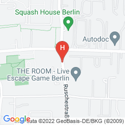Mappa GOOD MORNING + BERLIN CITY EAST