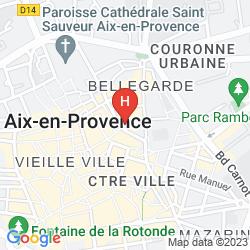 Mappa DE FRANCE
