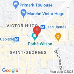Mappa MERCURE WILSON