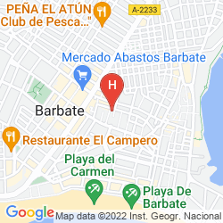 Mappa ADIAFA