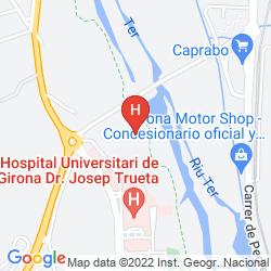 Mappa IBIS GIRONA