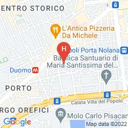 Mappa B&B ASTRA