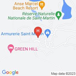 Mappa MARQUIS BOUTIQUE HOTEL & SPA