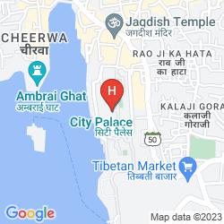 Mappa FATEH PRAKASH PALACE