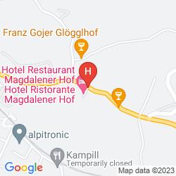 Mappa MAGDALENER HOF
