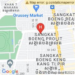 Mappa TOWN VIEW 1