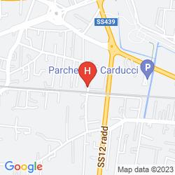 Mappa IL NIDO DELLA RONDINE