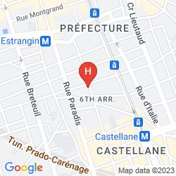 Mappa LOGIS EDMOND ROSTAND
