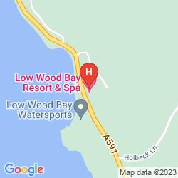 Mappa LOW WOOD BAY