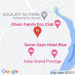 Mappa VENUS HOTEL
