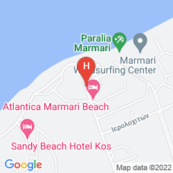 Mappa PALAZZO DEL MARE