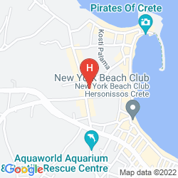 Mappa ACROPOLIS APARTMENTS