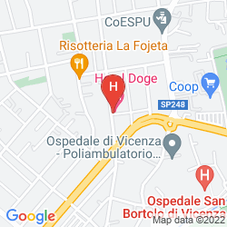 Mappa DOGE