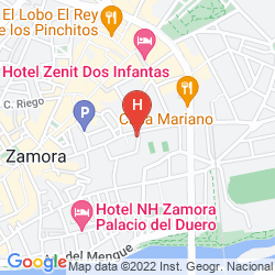 Mappa HORUS ZAMORA