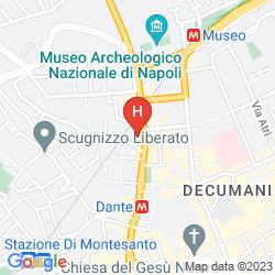 Mappa ART HOSTEL