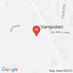 Mappa ACI CATENA