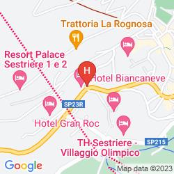 Mappa BIANCANEVE
