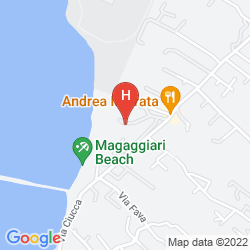 Mappa FLORIO PARK