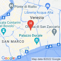 Mappa ANTICO PANADA