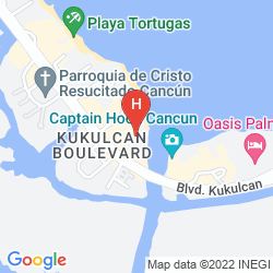 Mappa VIEW MEDITERRANDO HOTEL & SUITES
