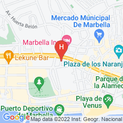 Mappa PENSION ADUAR