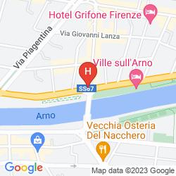 Mappa VILLE SULL'ARNO