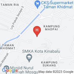 Mappa PALACE