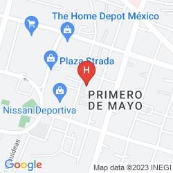 Mappa CALINDA VIVA