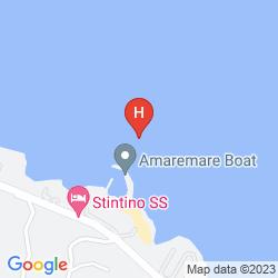 Mappa CLUB HOTEL ANCORA