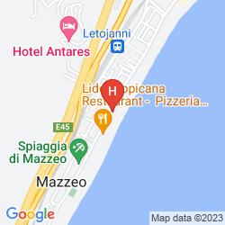 Mappa VILLA OASIS RESIDENCE