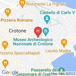 Mappa BEST WESTERN HOTEL SAN GIORGIO