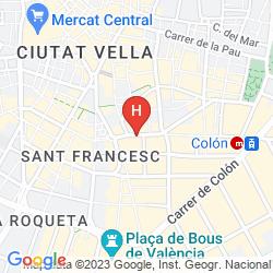 Mappa ONE SHOT PALACIO REINA VICTORIA 04
