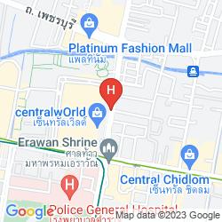 Mappa ARNOMA GRAND BANGKOK