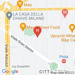 Mappa TRENTINA