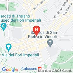 Mappa CASA SANT'ANNA