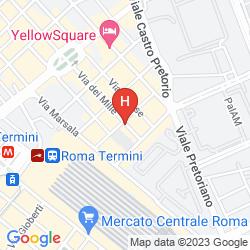 Mappa DELL'URBE ROMA