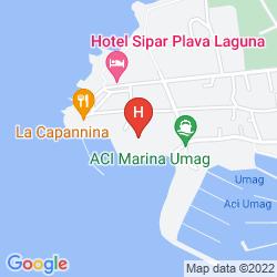 Mappa GUEST HOUSE ADRIATIC