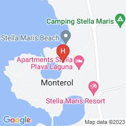 Mappa STELLA MARIS CAMPSITE