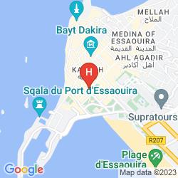 Mappa BEAU RIVAGE