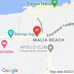 Mappa ALTIS