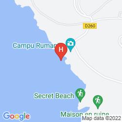 Mappa U CAPU BIANCU