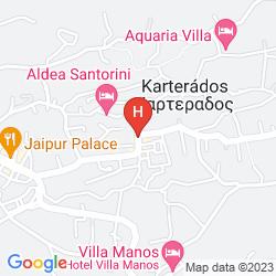 Mappa HOTEL PALLADION
