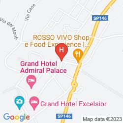 Mappa HOTEL LORY