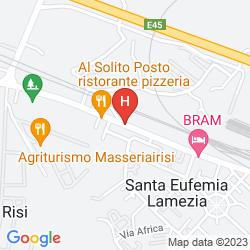 Mappa PICCOLO HOTEL