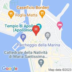 Mappa RESIDENCE ARCO ANTICO