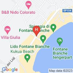 Mappa VALLE DI MARE RESORT
