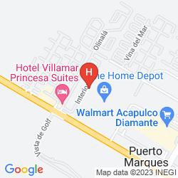 Mappa OLINALÁ DIAMANTE